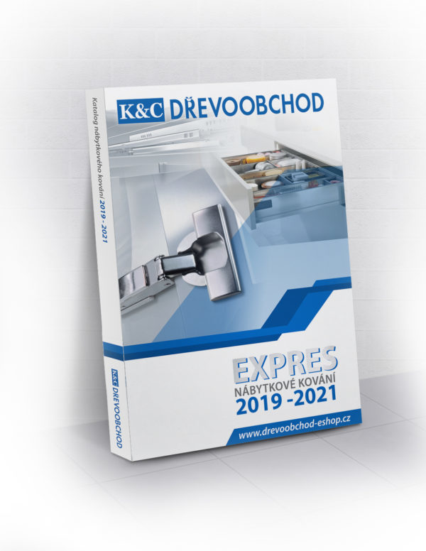 Objednejte si Katalog kování 2019 - 2021 klepnutím na obrázek