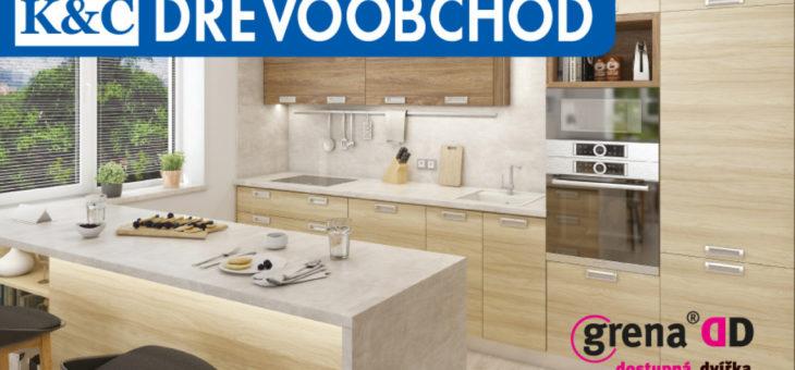 Kuchyňská a nábytková dvířka Grena